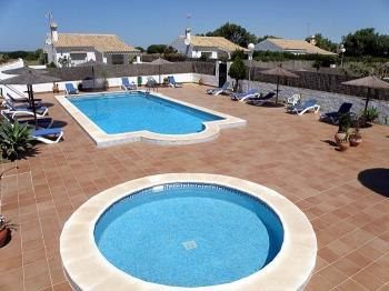 Casitas Manoli Tipo A - Appartement Zahora